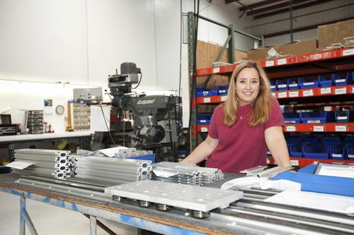 Pamela Kan, president of Bishop-Wisecarver Group, said technology and creativity are making manufacturing more attractive for young women to enter. The sector is beginning to overcome its traditional stereotype and offers a wide range of creative and challenging opportunities for young women, who may not have considered it as a career option before, she said. (Source: Bishop-Wisecarver Group)